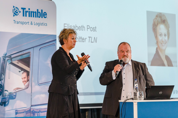 Elisabeth Post, voorzitter van Transport & Logistiek Nederland