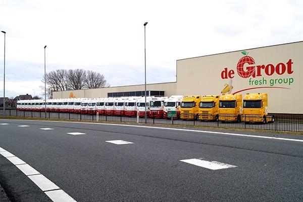 De Groot Global Logistics