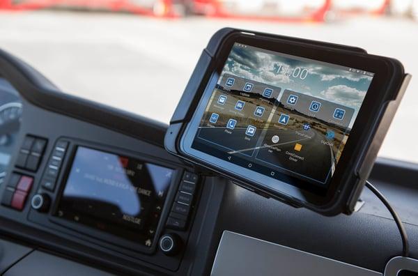 FleetXPS tablet third party apps LR