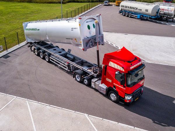Foto Van den Bosch truck LR