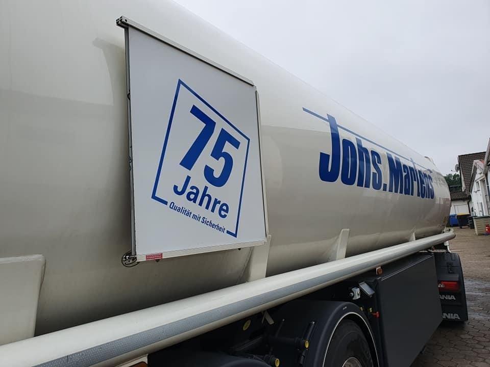 75 Jahre Johs. Martens