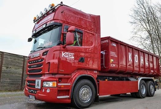 Kohl-truck