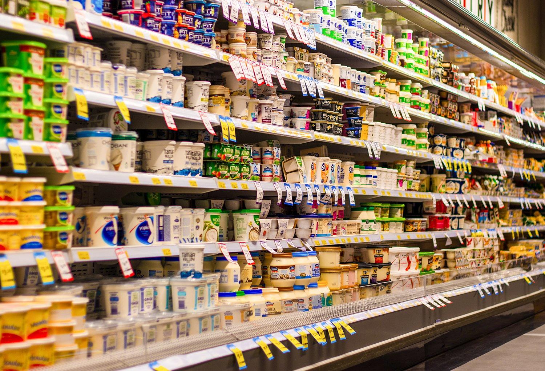 Supermarket Food LR