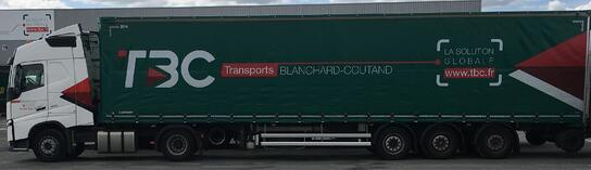 Transports Blanchard-Coutand - VOLVO + SEMIE 2