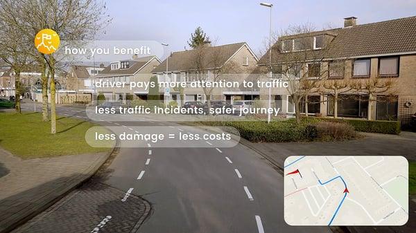 Trimble-Simacan last mile-navigatie - Voordelen LR