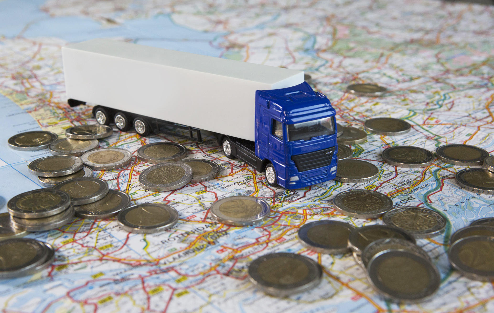 Truck money LR-1