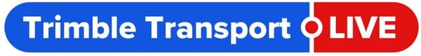 Virtual Fair 2020 - Logo Trimble Transport Live