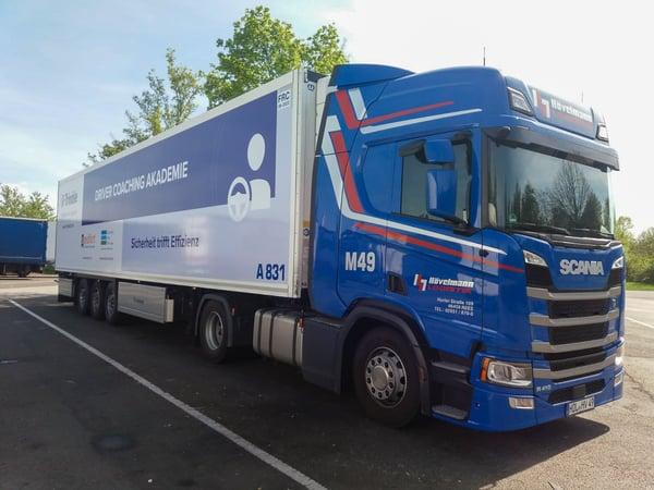 Driver Coaching Akademie - Hövelmann Logistik