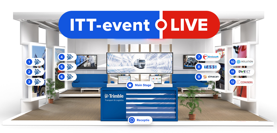 Blog ITT-event online 2021