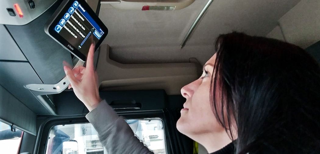 Blog Trucker Babe Melina