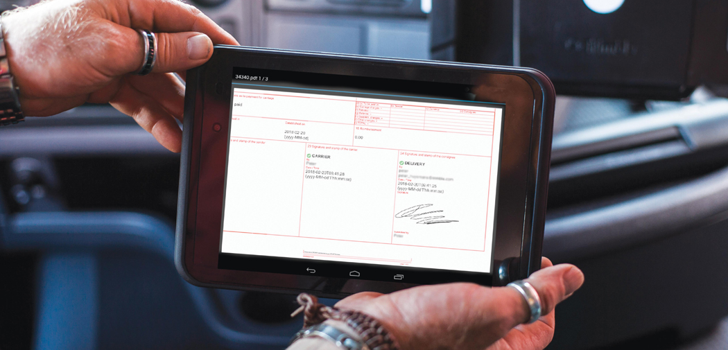 L'e-CMR offre de nombreux avantages, alors qu'est-ce qui vous retient encore ?