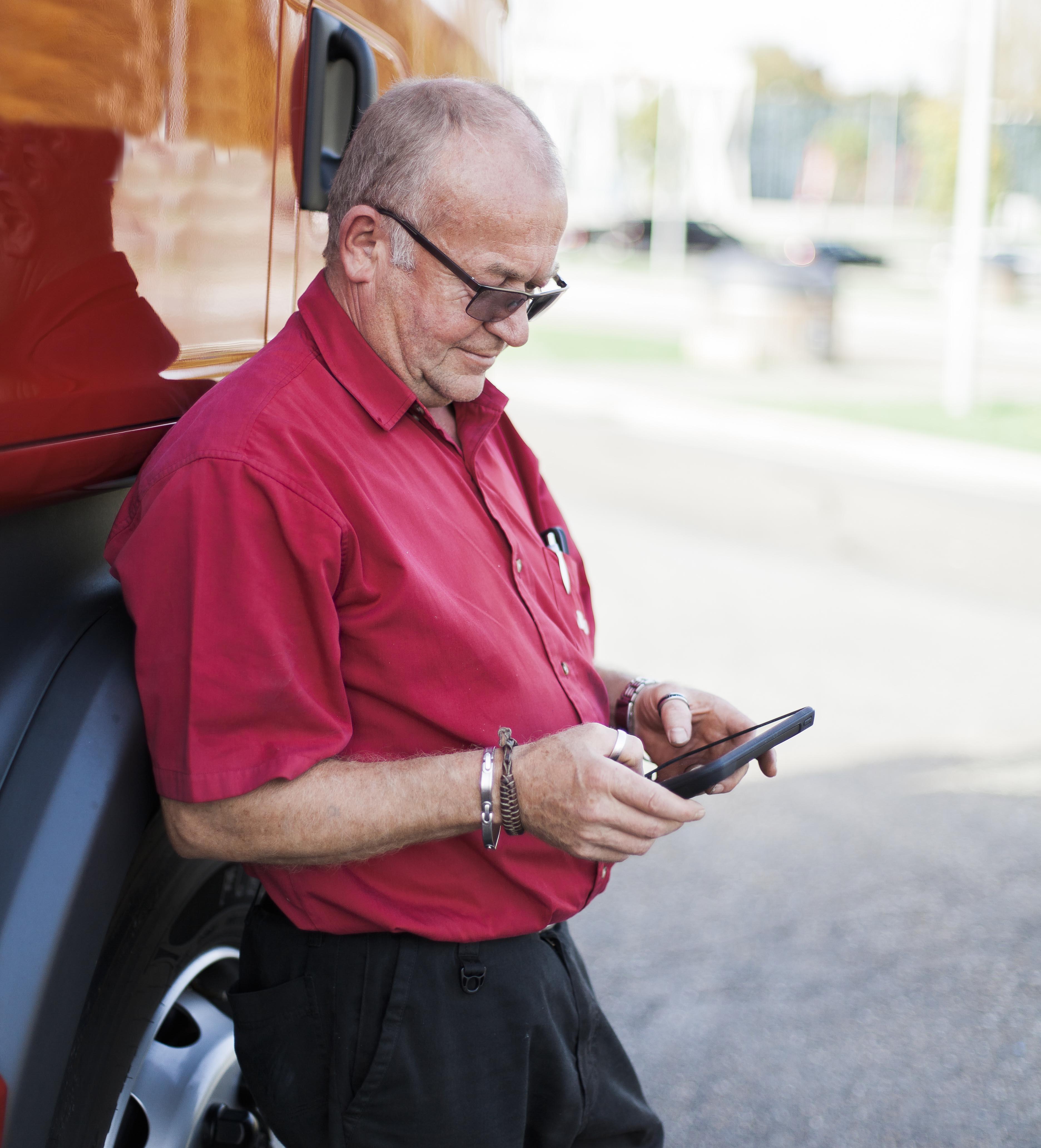 Le magasin d'applications de Trimble pour le transport et la logistique continue de croître
