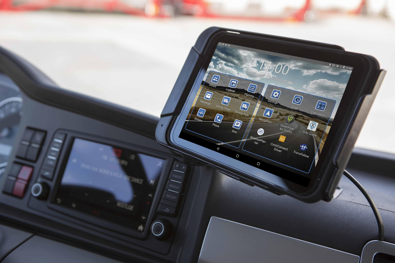 De app Store van Trimble Transport & Logistics blijft groeien